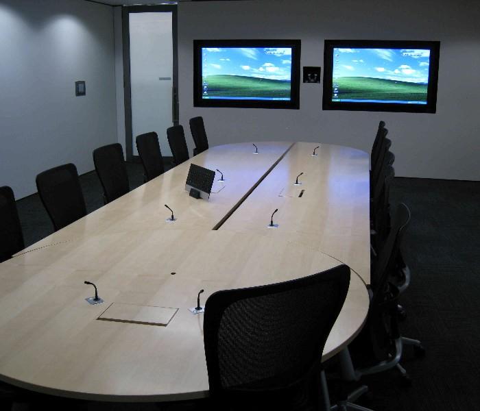 Boardroom Scissor Table Tv Lifts Ultralift Australia