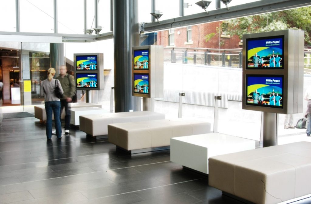 Digital Interactive Displays