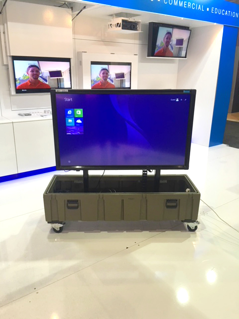 Mobile Tv Stands Mobile Flat Screen Tv Stands