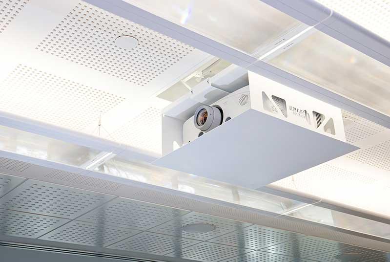 Motorised Projector Mount, Projector Lift