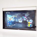 TV Wall Panel Motorised Lift