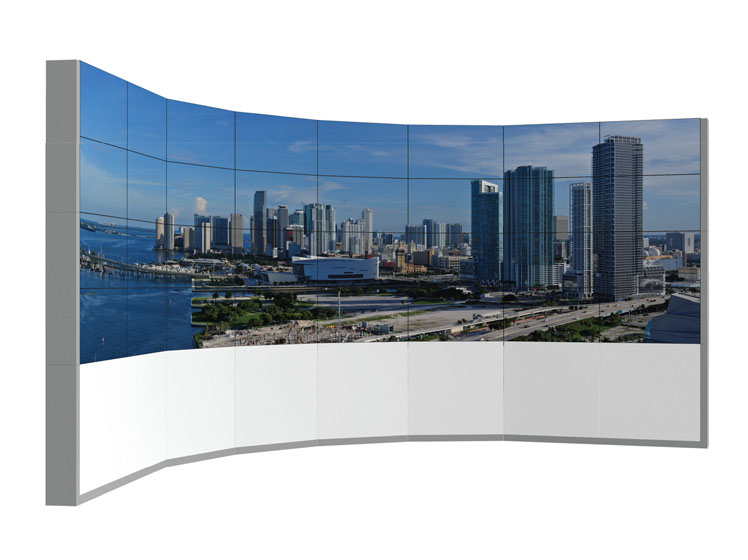 Video Wall Custom Design