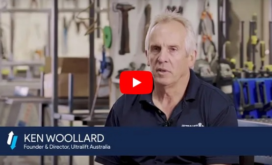 Ultralift company introduction video on YouTube