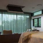 Tilt Down TV Lift Ceiling Mount