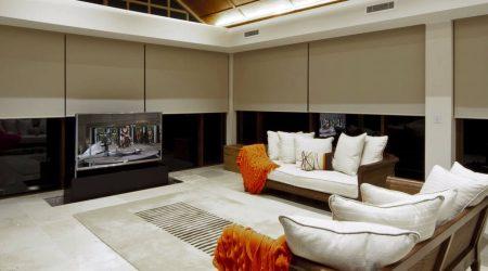 Pop Up TV Floor Lift